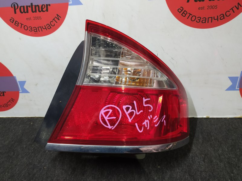 Стоп Subaru Legacy BL5 EJ20 задний правый 220-20960
