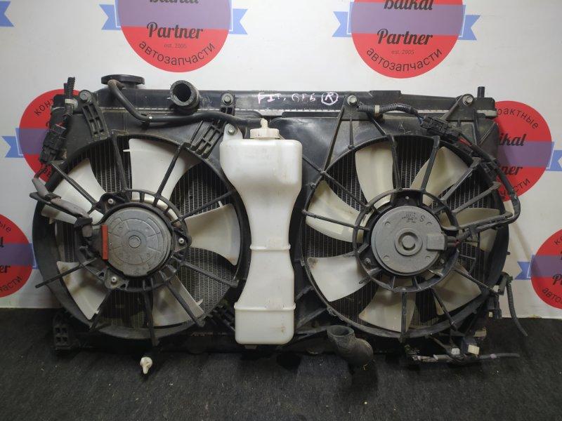 Радиатор двс Honda Fit GE6 L13A