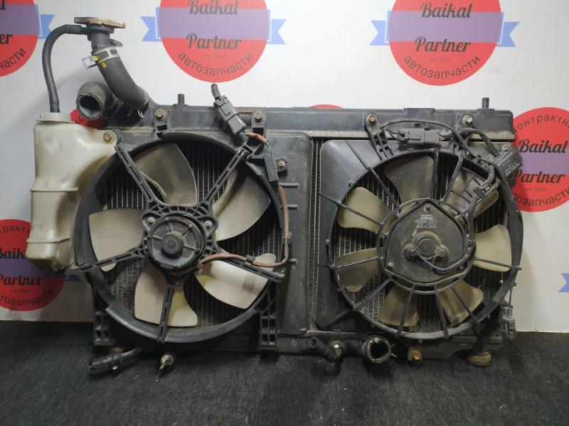 Радиатор двс Honda Fit GD1 L13A 2005