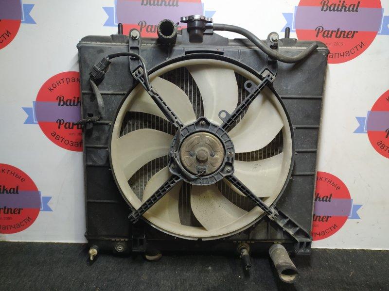 Радиатор двс Mitsubishi Pajero Mini H58A