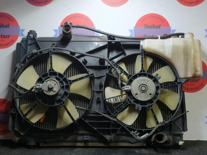 Радиатор двс Toyota Voxy AZR65 1AZ-FSE