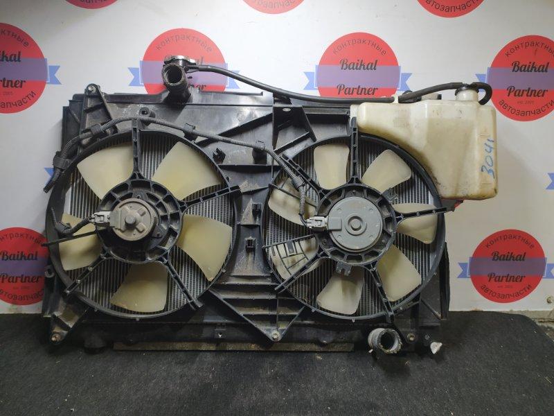 Радиатор двс Toyota Noah AZR60 1AZ-FSE