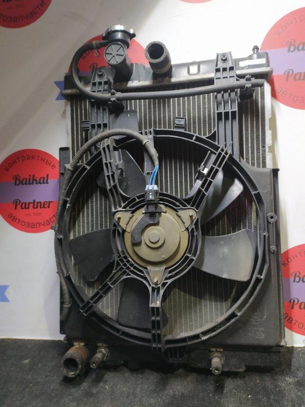 Радиатор двс Nissan Cube AZ10 CGA3DE 2002