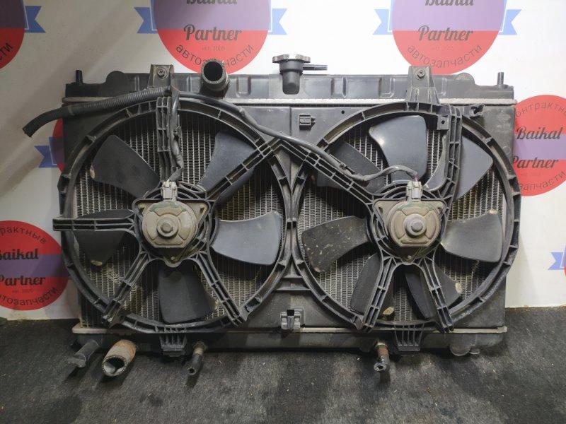 Радиатор двс Nissan Wingroad WFY11 QG15DE