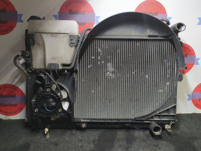 Радиатор двс Toyota Progres JCG10 1JZ-GE
