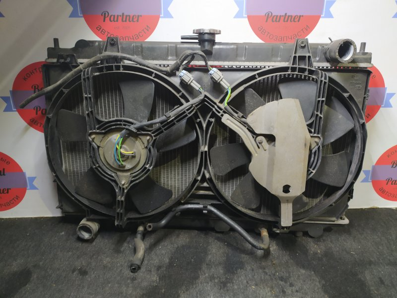 Радиатор двс Nissan Bluebird ENU14 SR18DE