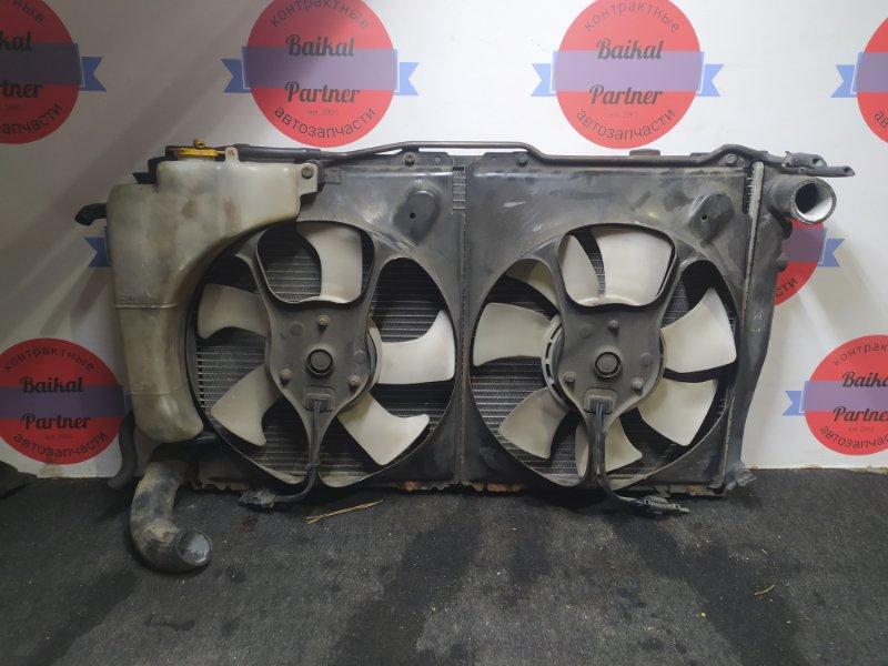 Радиатор двс Subaru Forester SF5 EJ20