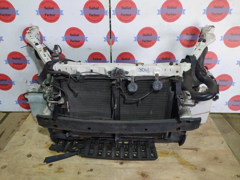 Ноускат Toyota Voxy ZRR75 3ZR-FE передний