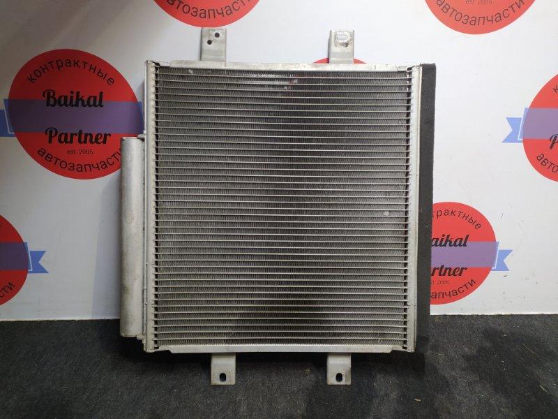 Радиатор кондиционера Toyota Passo QNC10 K3-VE
