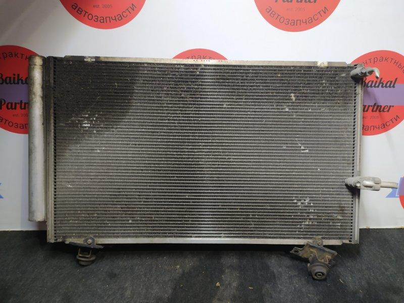Радиатор кондиционера Toyota Prius NHW20 1NZ-FXE