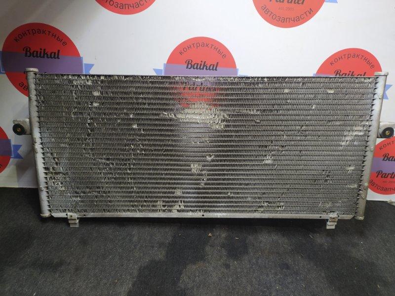 Радиатор кондиционера Nissan Bluebird ENU14 SR18DE
