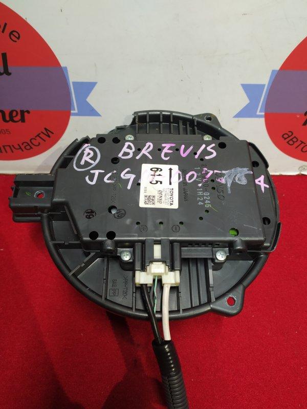 Мотор печки Toyota Brevis JCG10 2JZ-FSE
