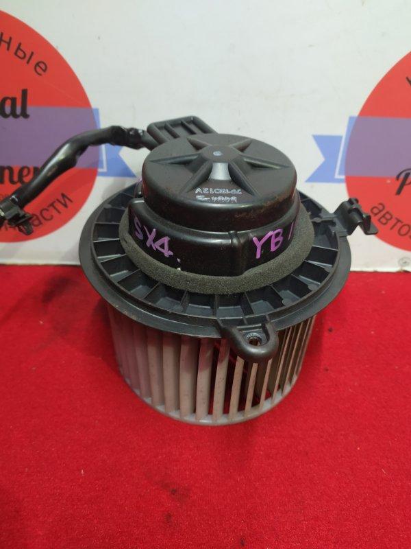Мотор печки Suzuki Sx4 YB11S M15A
