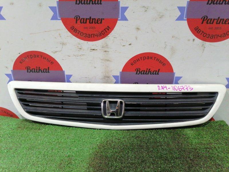 Решетка радиатора Honda Odyssey RA4 F23A 1999