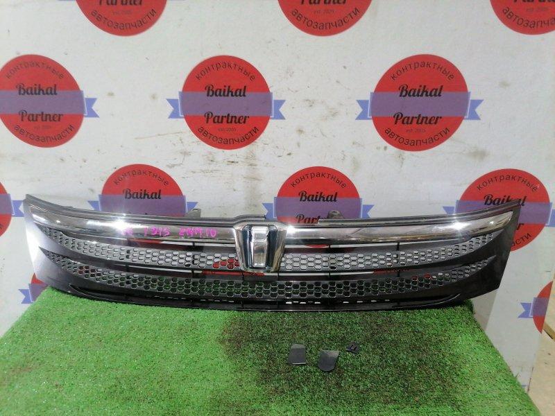 Решетка радиатора Toyota Isis ZNM10 1ZZ-FE