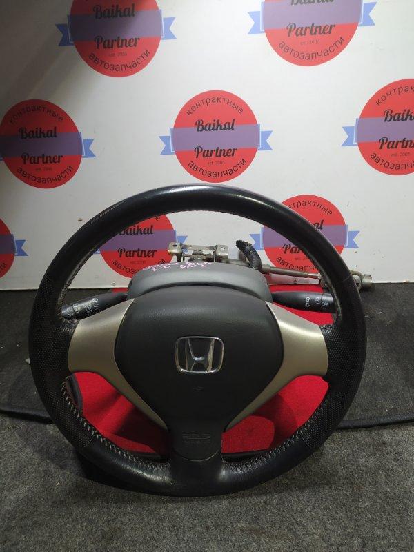 Рулевая колонка Honda Fit GD3 L13A