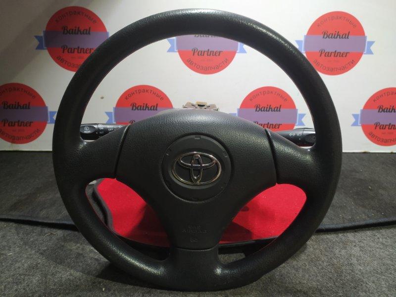 Рулевая колонка Toyota Corolla NZE124 1NZ-FE