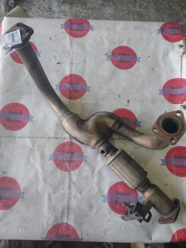 Труба приемная глушителя Honda Inspire UA5 J32A 2001