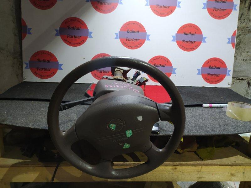 Рулевая колонка Nissan Bluebird ENU14 SR18DE