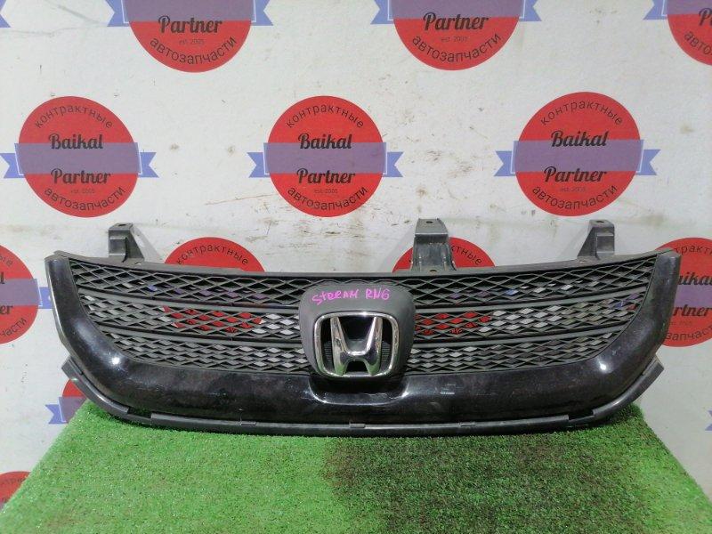 Решетка радиатора Honda Stream RN6 R18A