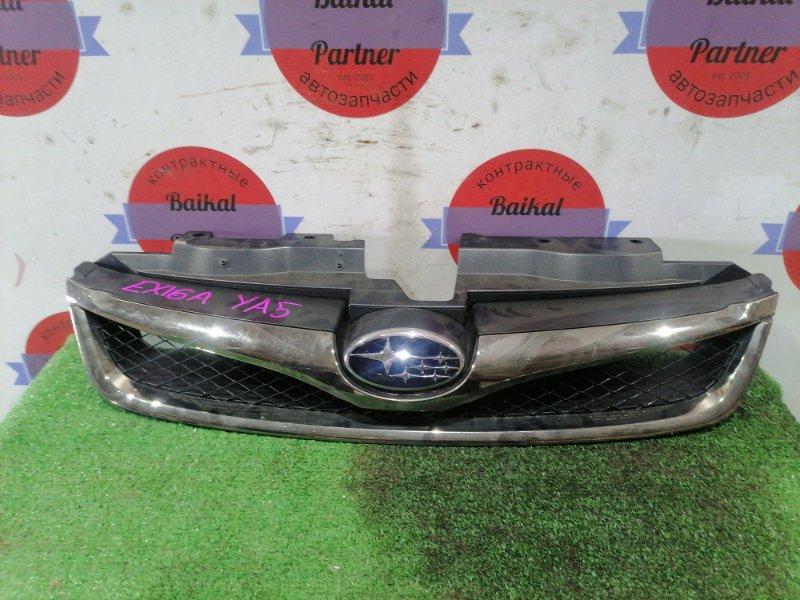 Решетка радиатора Subaru Exiga YA5 EJ20