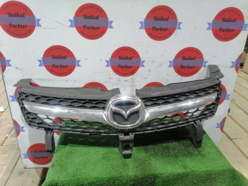Решетка радиатора Mazda Mpv LY3P L3-VE