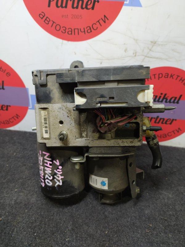 Блок abs Toyota Prius NHW20 1NZ-FXE 2007 44510-47050