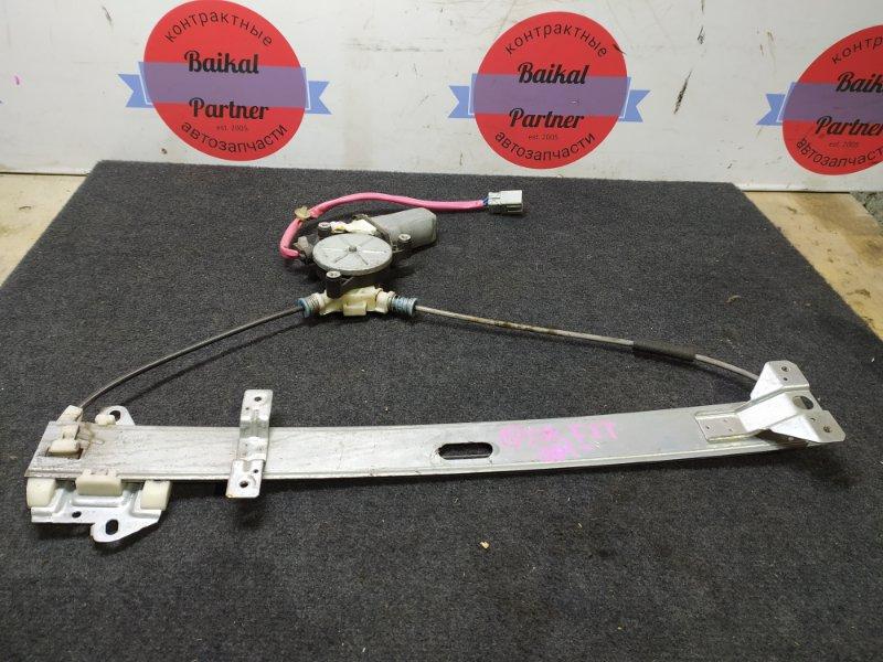 Стеклоподъемный механизм Honda Fit GD1 L13A передний правый