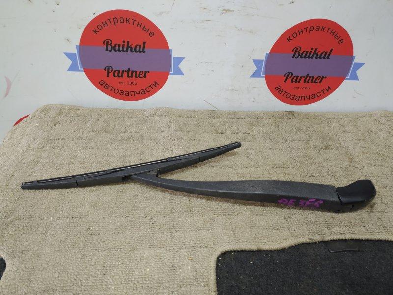 Рычаг стеклоочистителя Mazda Demio DE3FS ZJ-VE задний
