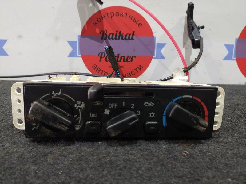 Блок управления климат-контролем Mitsubishi Pajero Mini H58A 4A30