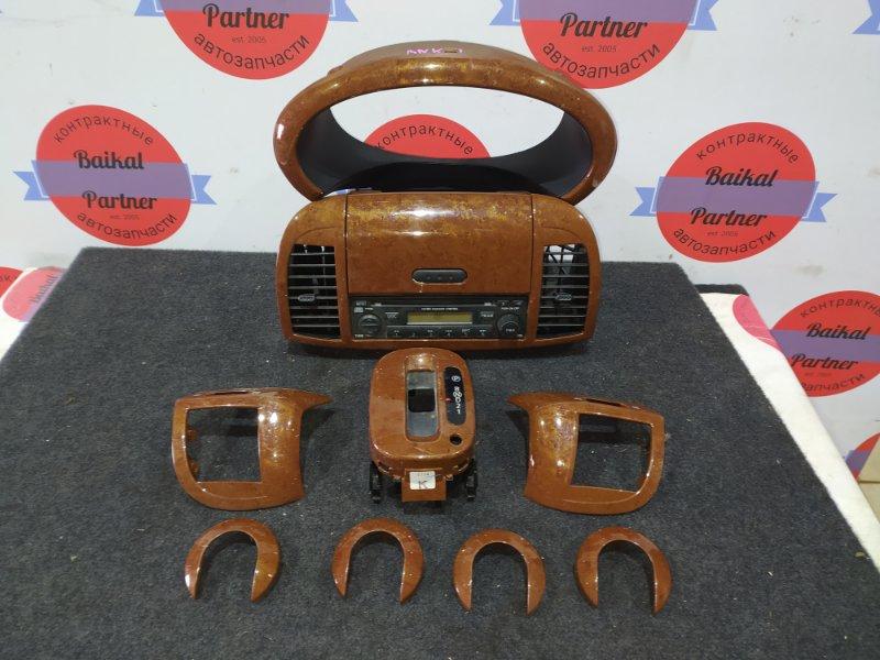 Магнитофон Nissan March BNK12 BNK12