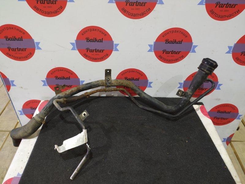 Горловина топливного бака Toyota Gaia ACM15 1AZ-FSE