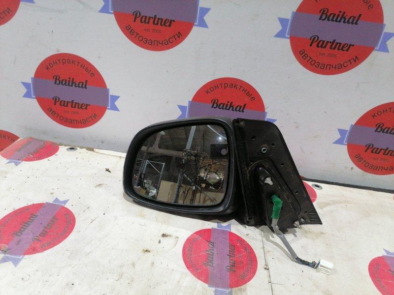 Зеркало Suzuki Sx4 YB11S M15A переднее левое