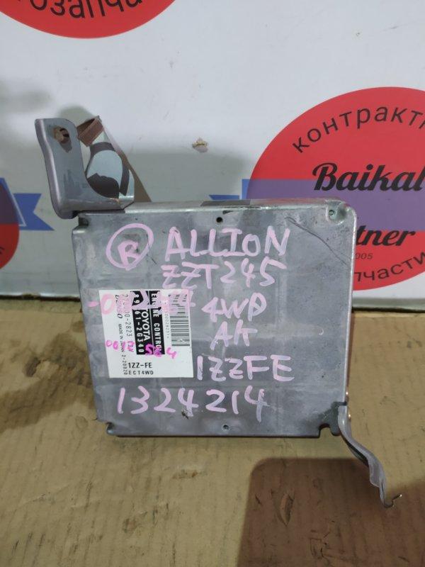 Блок управления двс Toyota Allion ZZT245 1ZZ-FE