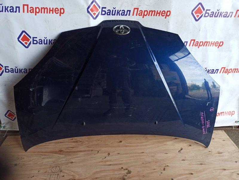 Капот Toyota Prius NHW11 1NZ-FXE 2002