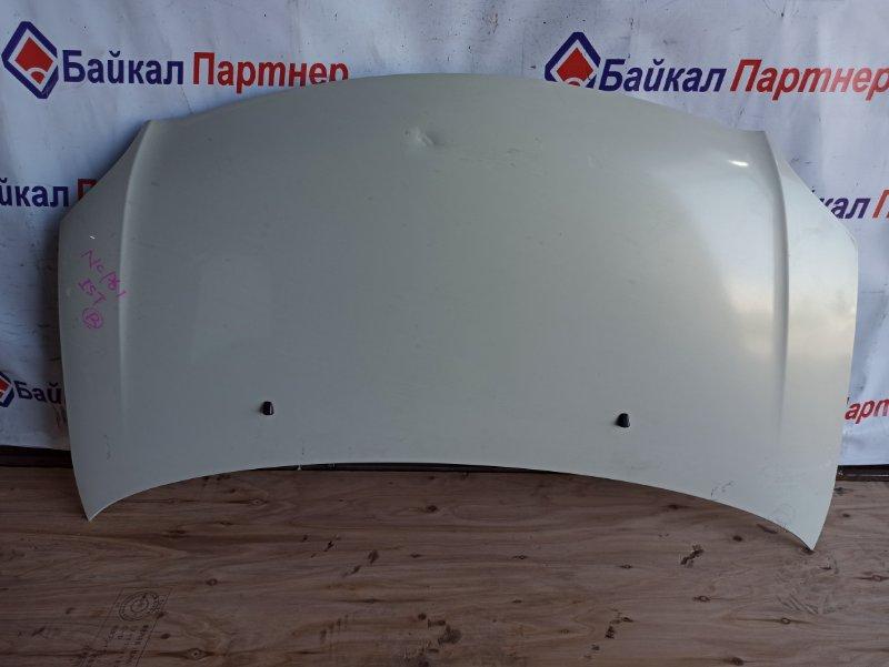 Капот Toyota Ist NCP61 1NZ-FE 2004