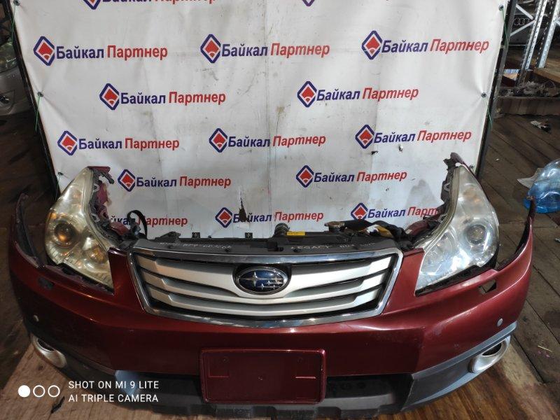 Ноускат Subaru Outback BR9 EJ25 2009