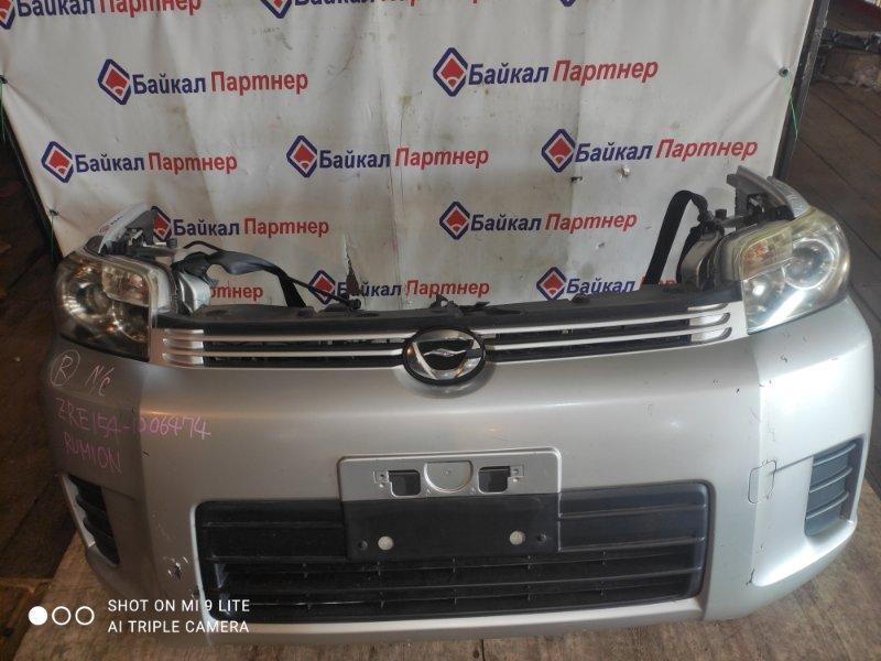Ноускат Toyota Corolla Rumion ZRE154N 2ZR-FE 2008