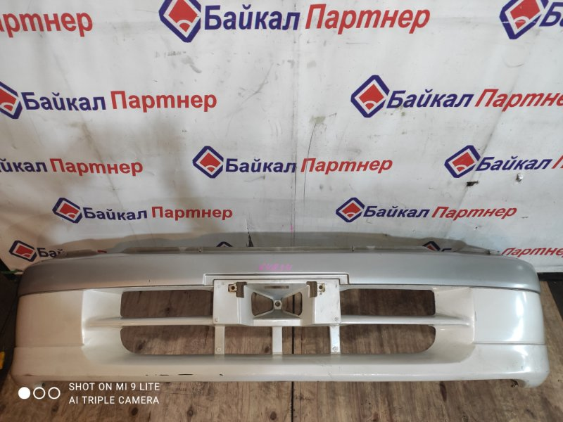 Бампер Toyota Raum EXZ15 5E-FE 2000 передний