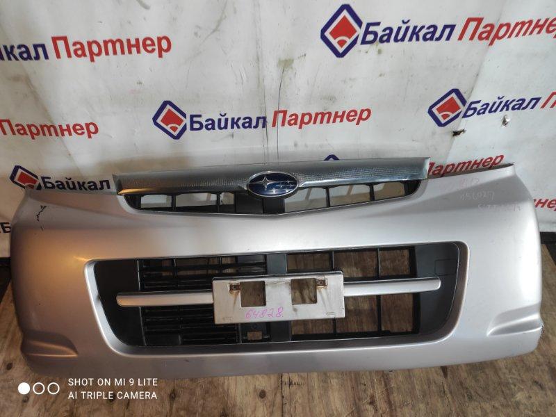 Бампер Subaru Stella RN2 EN07 2010 передний