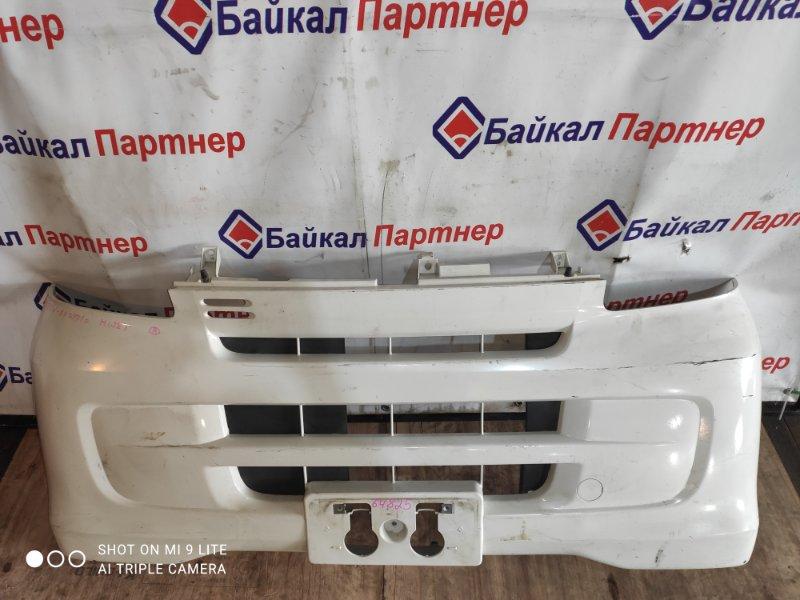 Бампер Daihatsu Hijet S331V передний