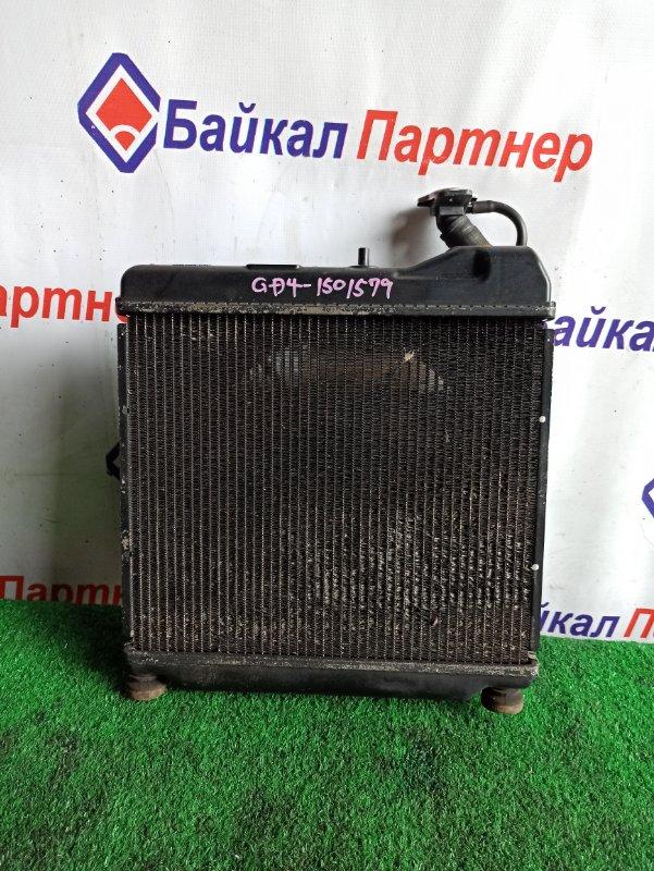 Радиатор двс Honda Fit GD4 L15A