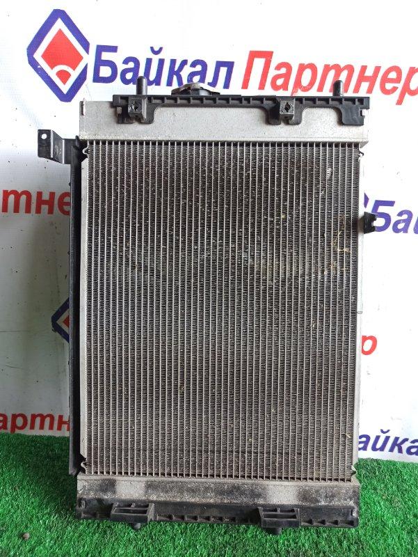 Радиатор двс Daihatsu Mira L285S