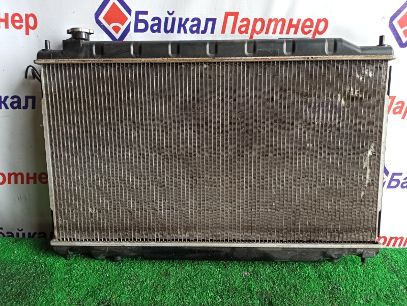Радиатор двс Nissan Teana TNJ31 QR25DE