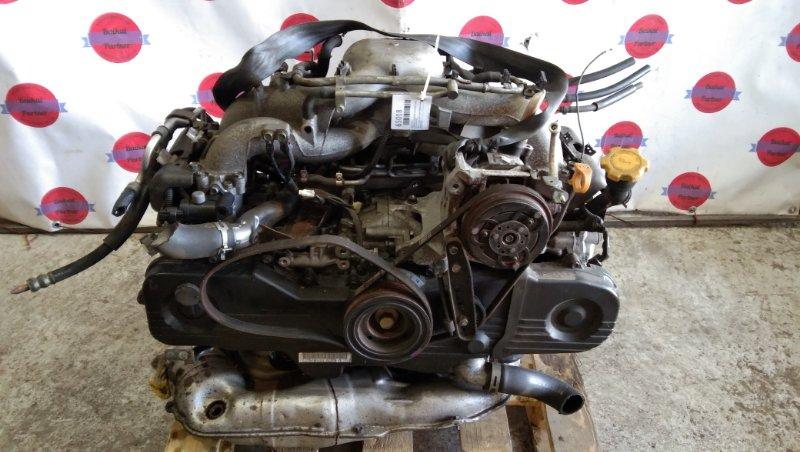 Двигатель Subaru Forester SG5 EJ203 2006