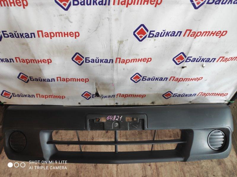 Бампер Nissan Ad VHNY11 QG18DE передний