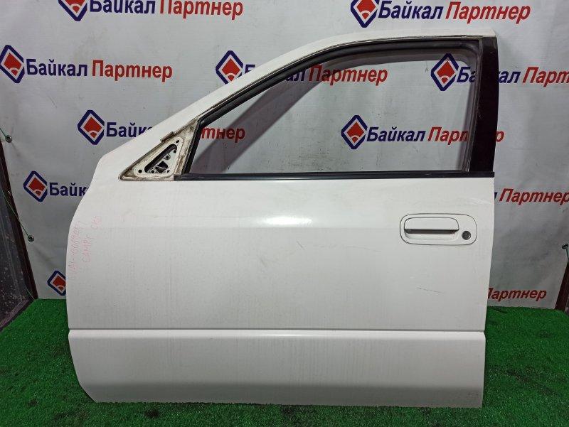Дверь Toyota Camry SV41 3S-FE 1997 передняя левая