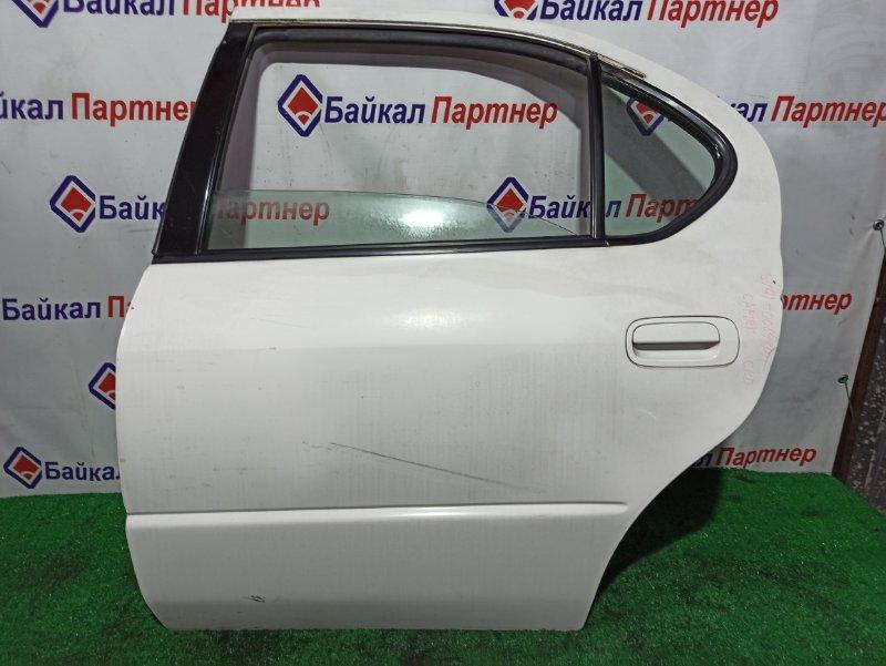 Дверь Toyota Camry SV41 3S-FE 1997 задняя левая