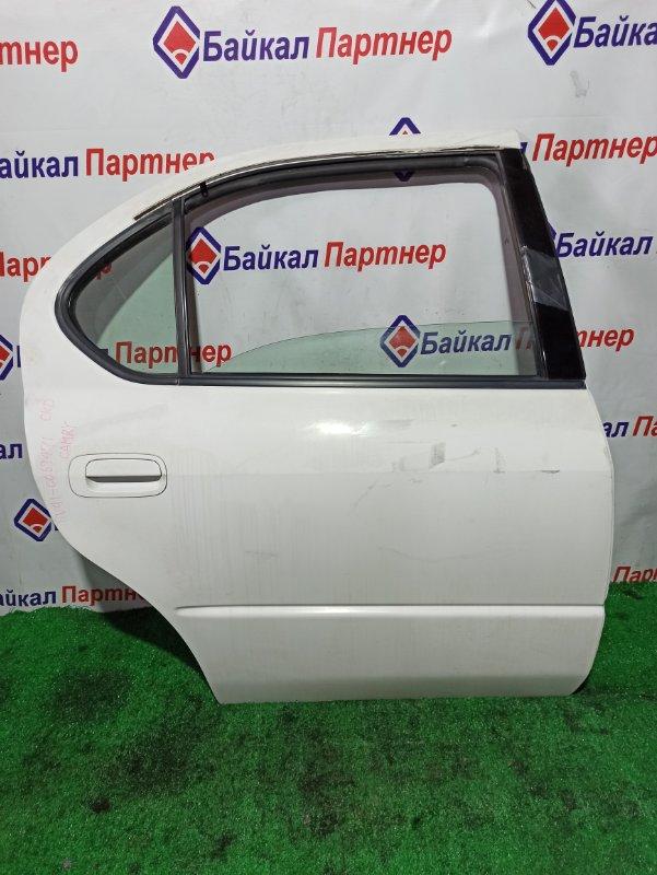 Дверь Toyota Camry SV41 3S-FE 1997 задняя правая