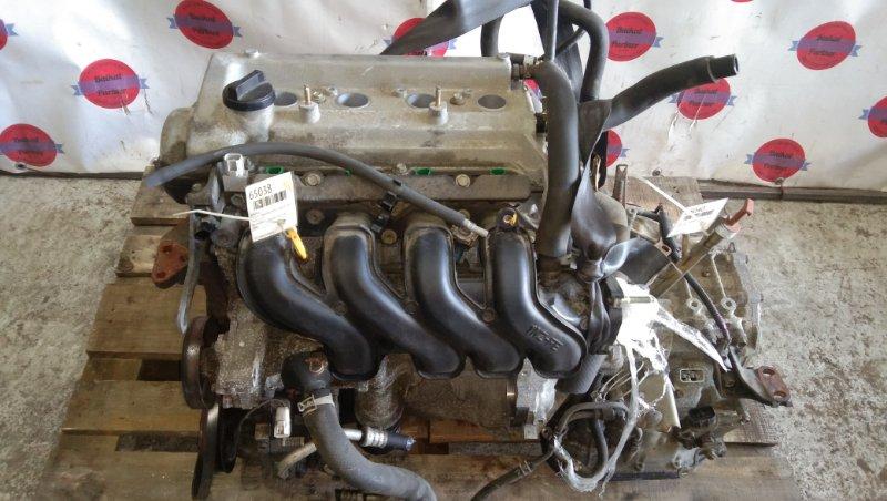 Двигатель Toyota Funcargo NCP25 1NZ-FE 2002